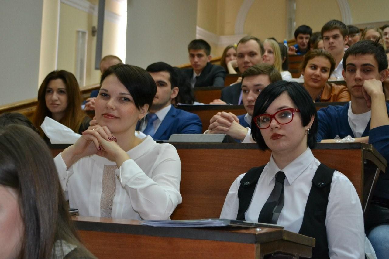Студентка института стала участницей «Недели науки ЮФУ-2014»