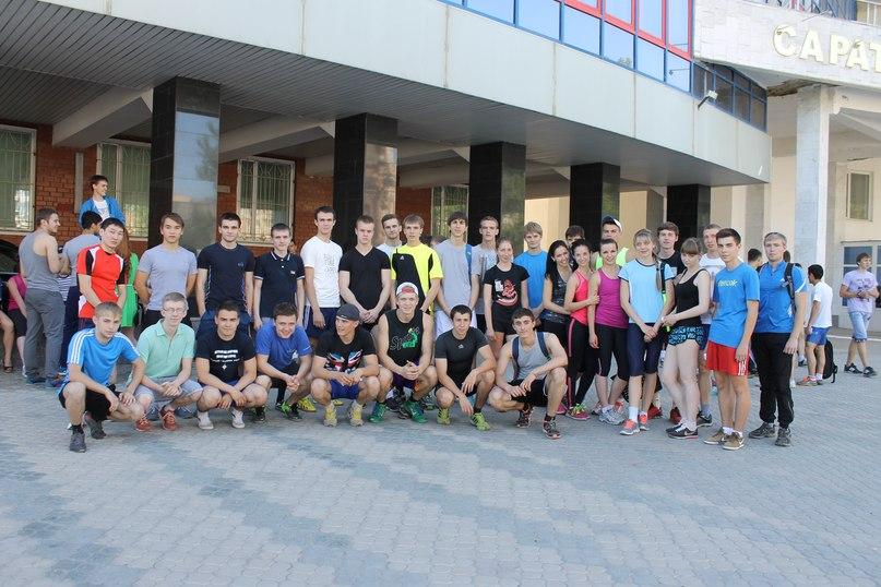 Поздравляем сборную команду ИПД занявшую 1 место в легкоатлетическом кроссе СГЮА!