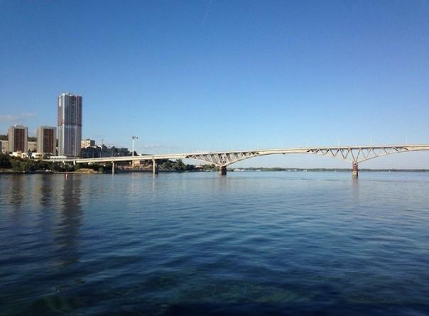 217 группа института совершила прогулку на теплоходе по реке Волга