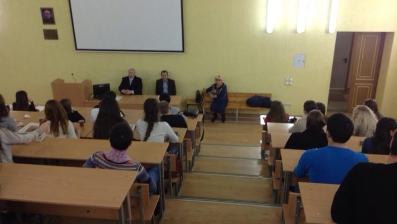 Состоялось совместное научно-практическое заседание НСО Института правоохранительной деятельности и Института юстиции СГЮА