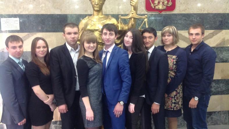 9 октября состоялась встреча с Председателем Молодежного парламента