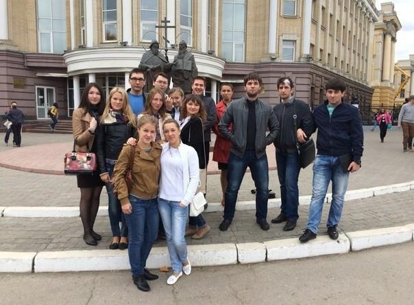 Студенты ИПД в музее судебной медицины СГМУ