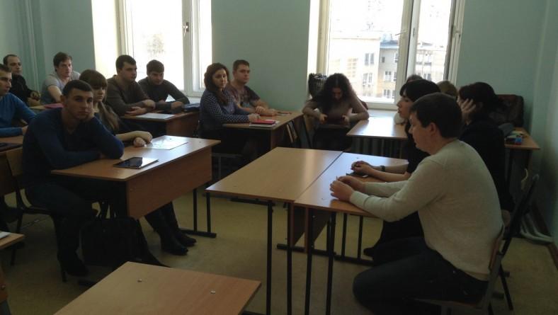 Встреча студентов института с представителями прокуратур Брянской области и Республики Крым