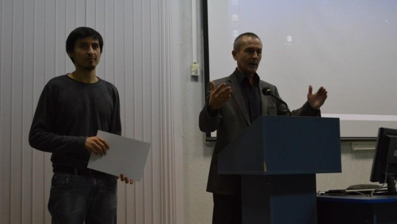 Научно-практическая конференция студентов 3 курса, посвященная уголовно-правовой охране личности и ее реализации