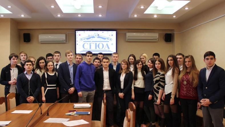 Студенты 2 курса ИПД попробовали себя в роли предпринимателей