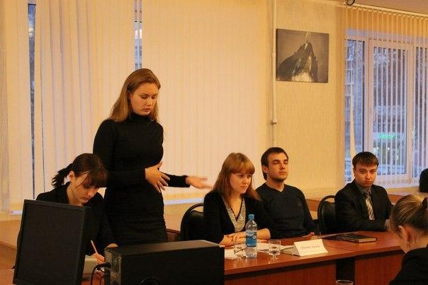 Команда Института правоохранительной деятельности одержала победу в 1/4 финала Межвузовского философского турнира