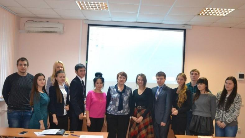 У студентов 2 курса состоялась конференция на тему «Актуальные проблемы конституционного права зарубежных стран»