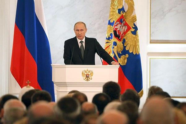 Студенты института приняли участие в обсуждении Послания Президента В.В. Путина Федеральному Собранию РФ