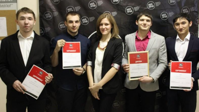 Студенты ИПД победили в региональном проекте