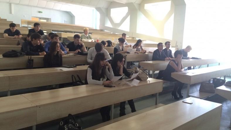 Студенческая конференция по юридической психологии