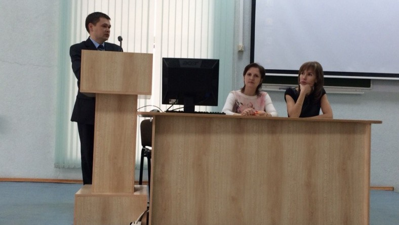 Встреча студентов с судьей Октябрьского районного суда