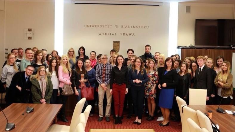 Студенты Академии стали участникамивключенного обучения в Республике Польша