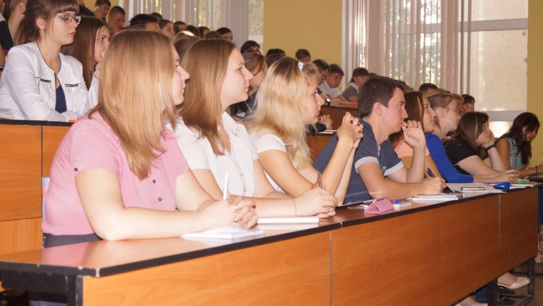 В институте проведена  агитационная кампания: «НСО: первый шаг в науку»