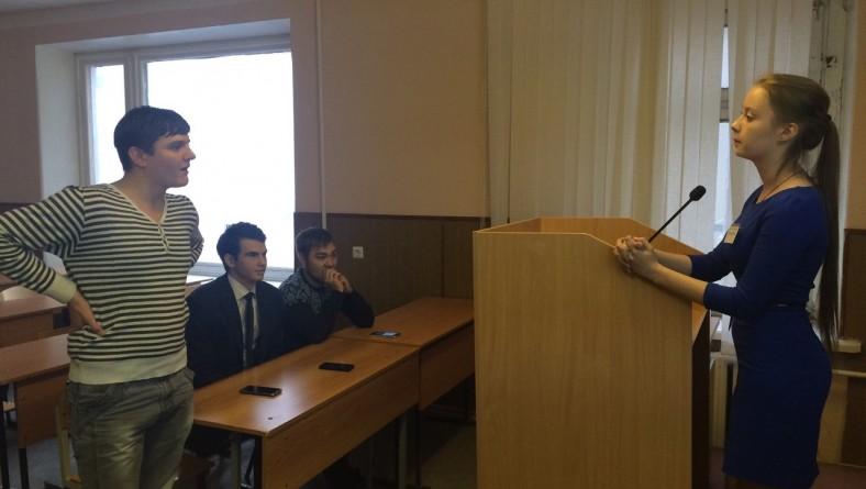 В институте состоялось заседание дискуссионного клуба: «Эвтаназия: за или против?»