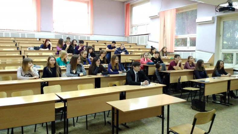 В институте состоялось очередное заседание научного кружка по Конституционному праву зарубежных стран