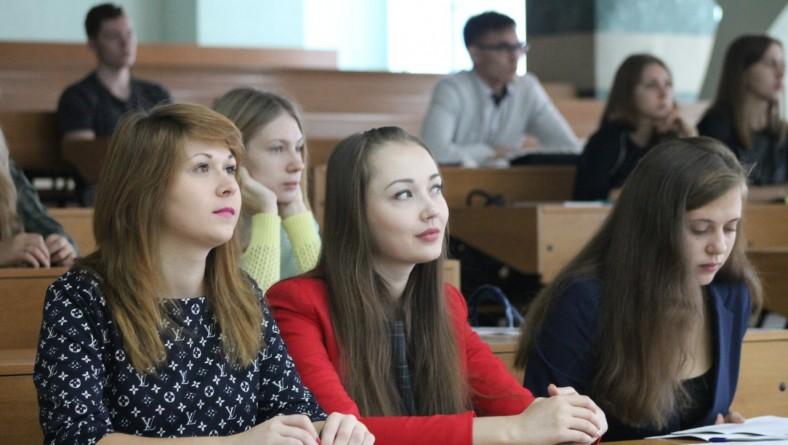 В институте состоялось заседание кружка в форме деловой игры на тему: «Выборы в Российской Федерации»