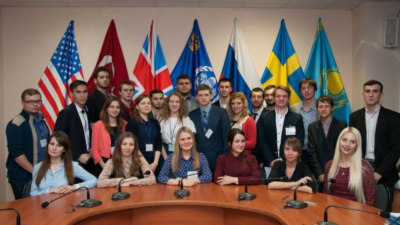 Студенты ИПД приняли участие в работе Международной модели ООН в Саратовском государственном университете