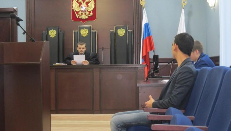 В зале судебных заседаний «Саратовской государственной юридической академии» состоялось игровое судебное заседание в рамках семинара по теории доказательств.
