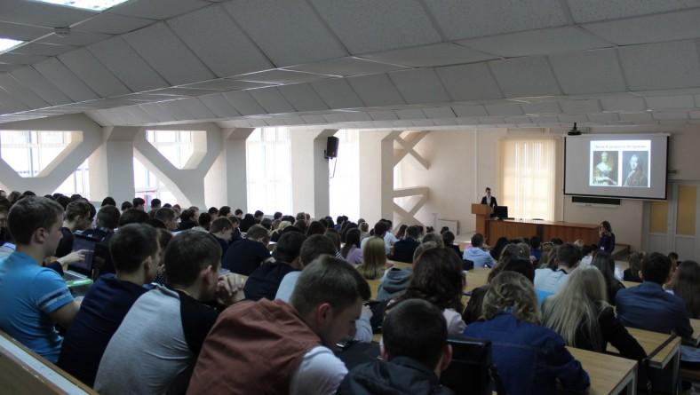 В Саратовской Государственной Юридической Академии, в рамках проведения I Международного Фестиваля науки «85 лет свершений и побед» было проведено интерактивное мероприятие «Дресс-код юриста»