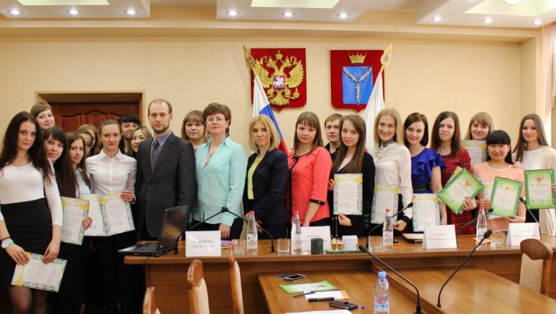 В институте состоялся научный студенческий круглый стол «Актуальные проблемы семейного права России», посвященный 20-летию принятия Семейного кодекса РФ