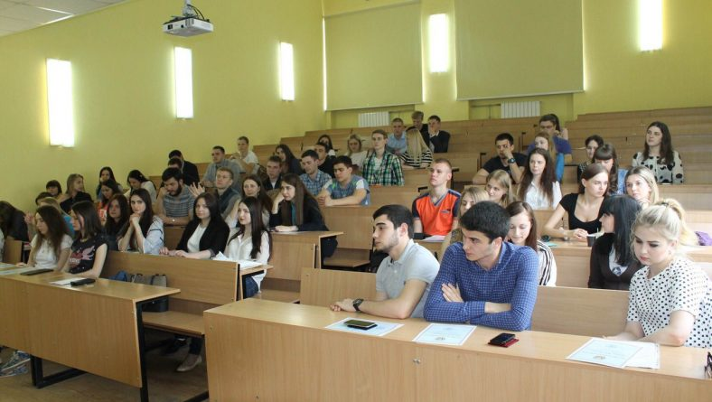 Итоговое заседание научного студенческого кружка