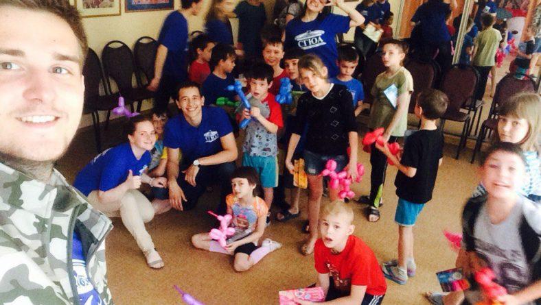 Студенты ИПД посетили реабилитационный центр