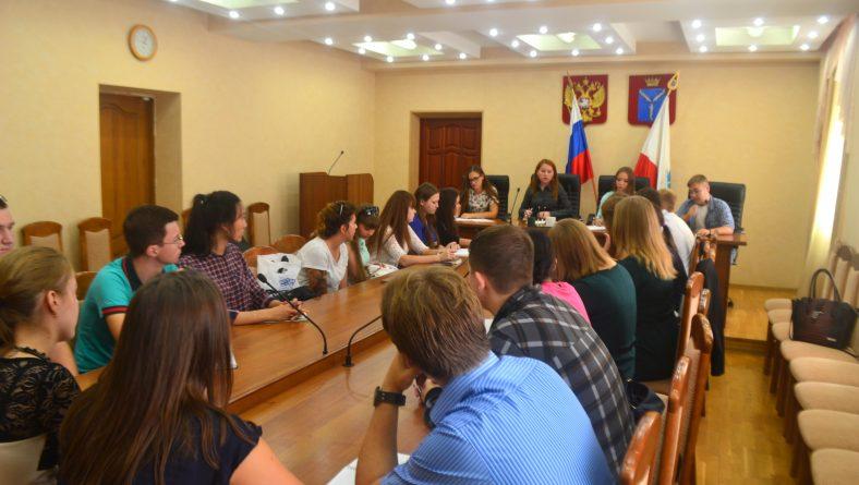 В Институте состоялось первое в новом учебном году заседание Совета научного студенческого общества Института правоохранительной деятельности
