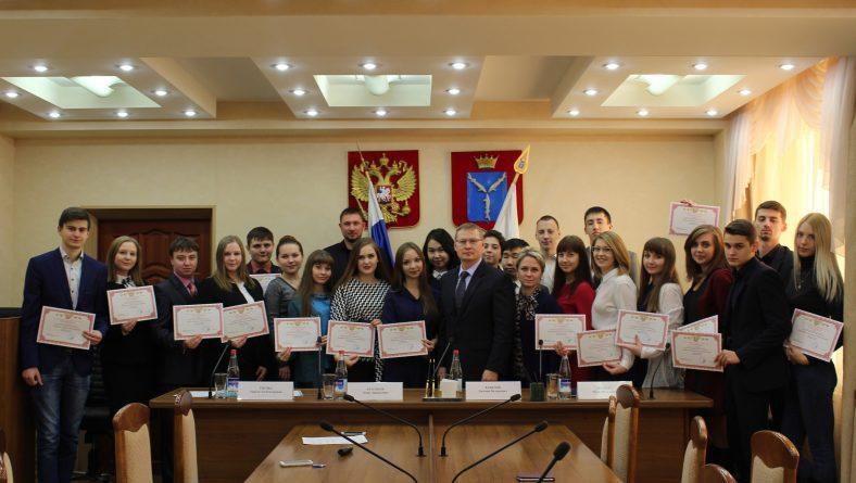 В Институте состоялось торжественное открытие Доски почета «Отличники науки»
