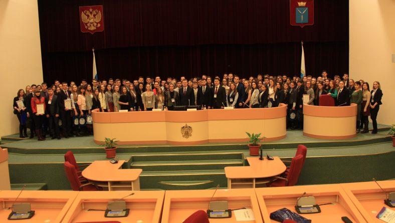 Студенты Института принятие участие в  конференции первокурсников «Правовая система современности: взгляд молодежи»
