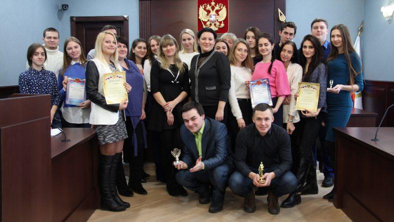 Студенты Института приняли участие в  II межинститутском студенческом конкурсе «Международный коммерческий арбитраж»