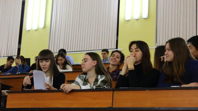 В институте прошла научная студенческая конференция «Актуальные вопросы криминалистической техники»