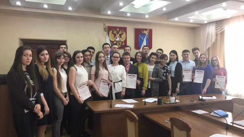Состоялось заседание Совета научного студенческого общества Института правоохранительной деятельности