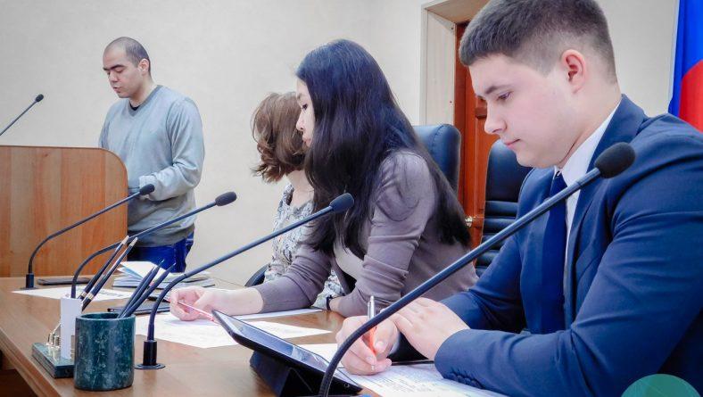Состоялось VIII заседание студенческого дискуссионного клуба «Точка зрения»