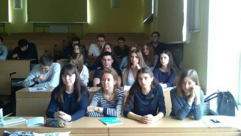 В Институте состоялся круглый стол по теме «Лица,участвующие в деле»