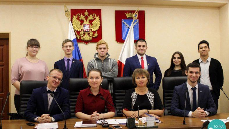 Состоялось первое заседание ДК «Точка зрения» в новом учебном году