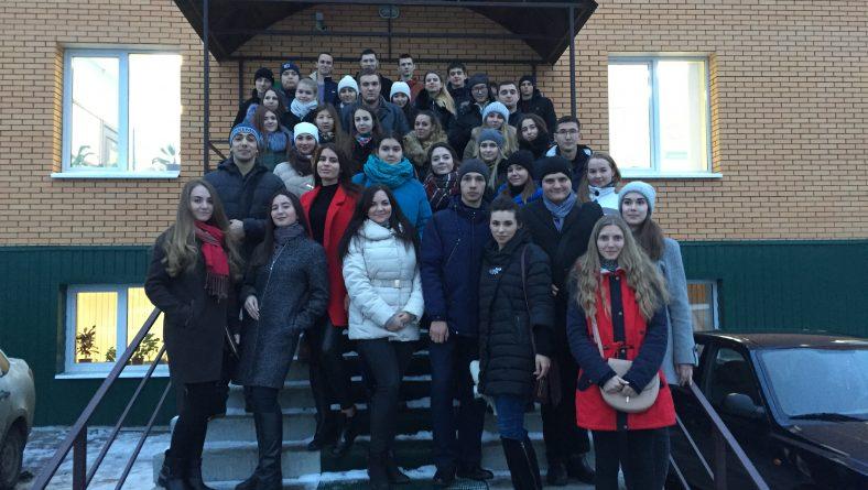 Студенты Института правоохранительной деятельности посетили Саратовский таможенный пост
