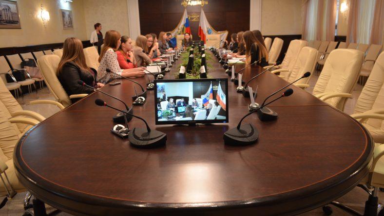 В Институте  проведена Межинститутская научная студенческая конференция «Меры уголовно-процессуального принуждения»