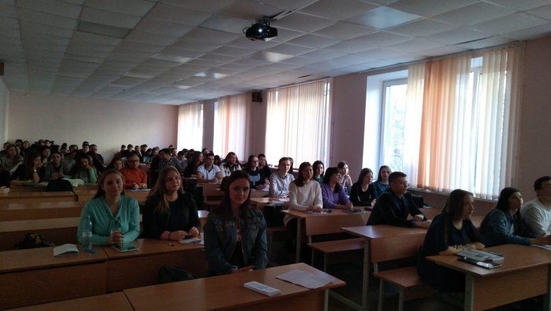 В Институте правоохранительной деятельности прошла научная студенческая конференция по международному праву